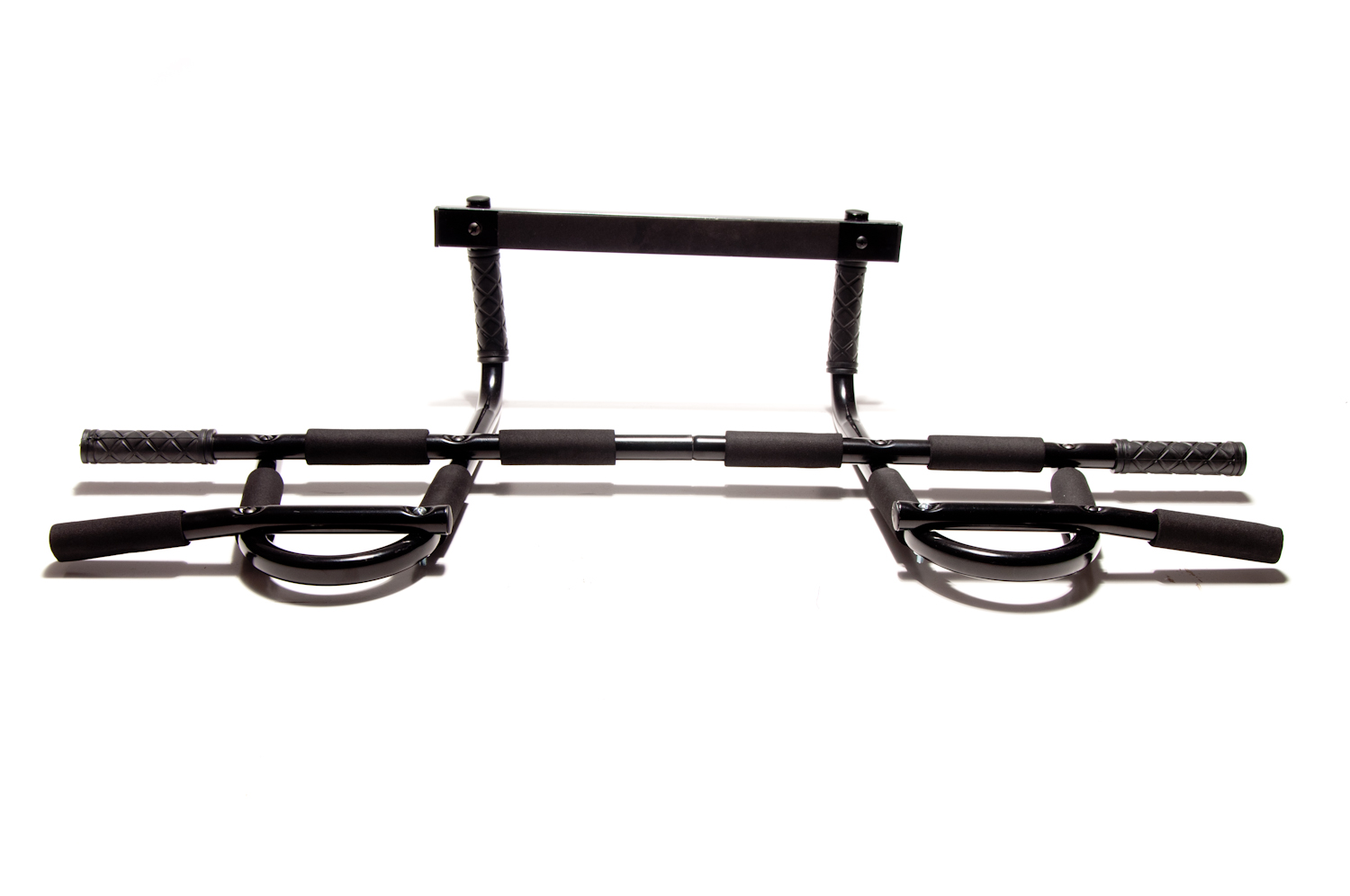 Advanced door gym pull up bar for Door pull up bar