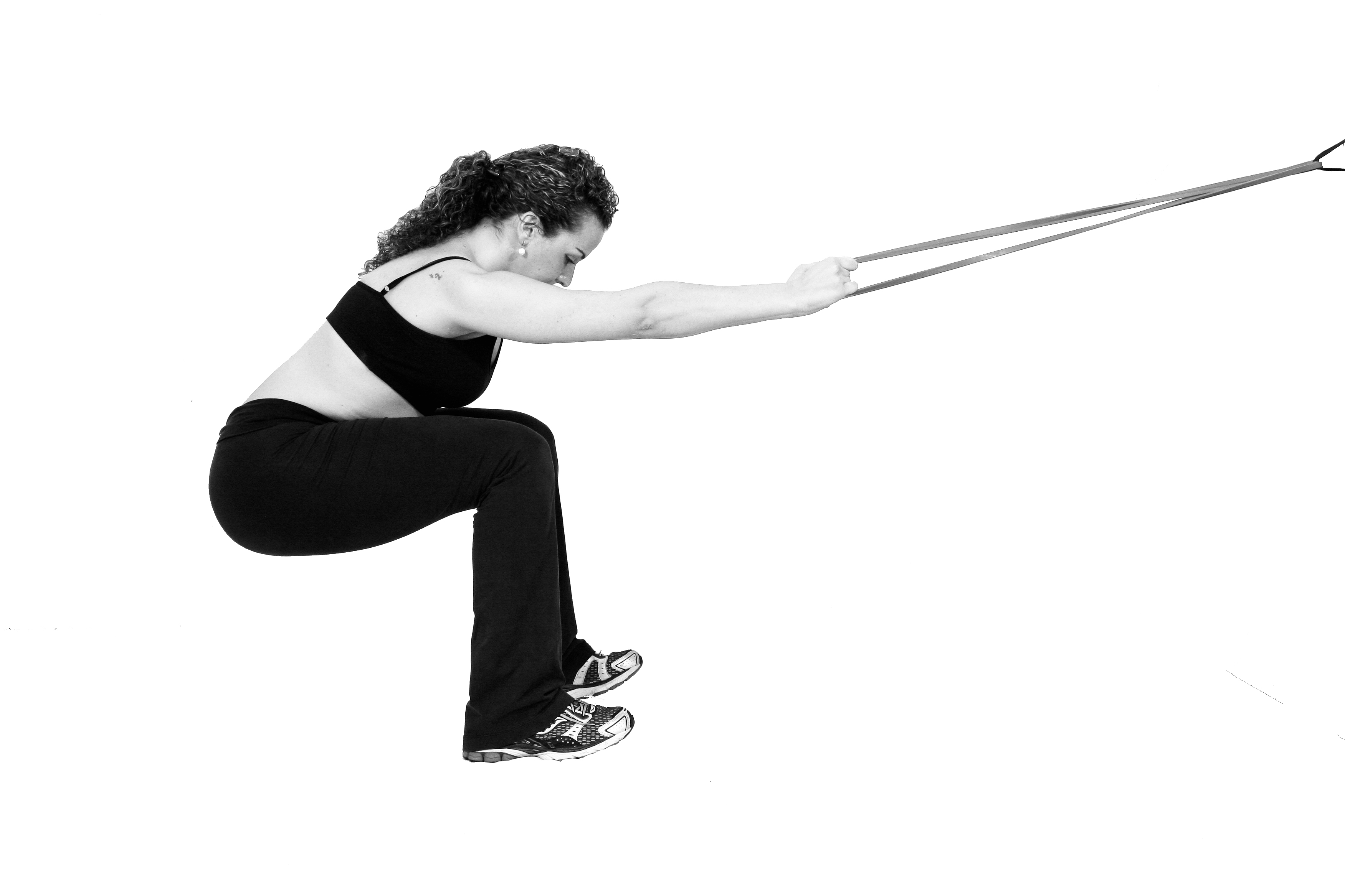 Stretch: Lower-back lubricator