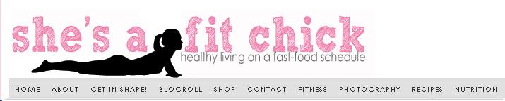 She's a Fit Chick Logo