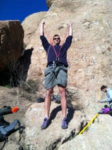 climber press