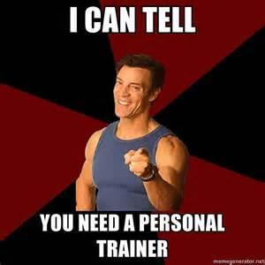 personal trainer mem