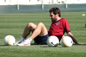 player chilling on ground