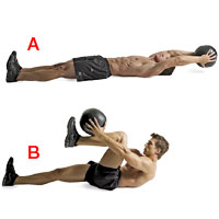 Blog The Ultimate Medicine Ball Workout